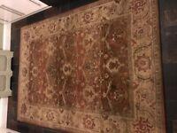 Large Rug - 200 cm x 285 cm. Name is Kasbah Burgundy.