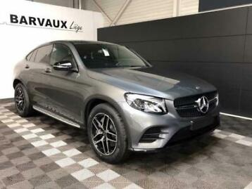 mercedes-benz glc 220 d 4m coupé pack amg