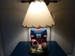Football Jersey Table Lamp