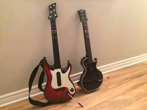 Guitare playstation 3