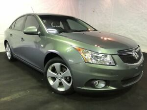 2014 Holden Cruze JH Series II MY14 Equipe Green 6 Speed Sports Automatic Sedan Derwent Park Glenorchy Area Preview