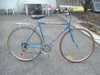 """velo 27"""" Velosport homme de route ville homme men road bike"""