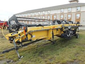2004 New Holland 94C Header - 30', TR/TX adapter, EXC COND Regina Regina Area image 2