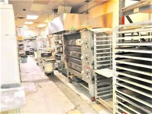 Toronto Bakery For Sale with Commercial Kitchen
