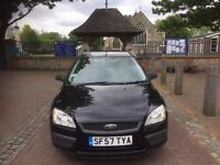 2007 Ford Focus diesel estate, 1 years MOT, starts and drives very well, 120,000 miles, located in N