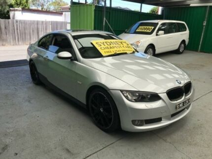 2006 BMW 325i E92 Silver Sports Automatic Coupe Croydon Burwood Area Preview
