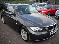 BMW 3 SERIES 2.0 320D SE 4d 161 BHP (grey) 2005