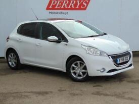 2015 PEUGEOT 208 HATCHBACK SPECIAL EDITIONS 1.2 VTi Style 5dr