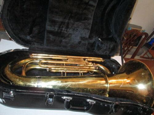 TUBA EXCHANGE TE3812 BBb 3/4 Tuba--C105