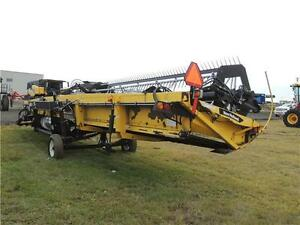 2004 New Holland 94C Header - 30', TR/TX adapter, EXC COND Regina Regina Area image 3