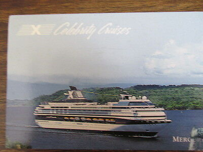 Mercury  Celebrity Cruises   Cruising The Panama Canal