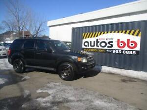 2011 Ford Escape (4 Cylindres - AUCUNE ROUILLE)