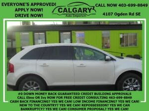 2012 Ford Edge Limited * $28 DOWN EVERYONE APPROVED*