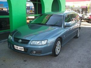2005 Holden Commodore VZ Lumina 4 Speed Automatic Wagon Nailsworth Prospect Area Preview
