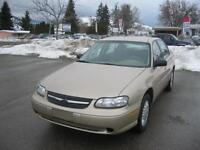 2002 Chevrolet Malibu ONLY 114000 km!