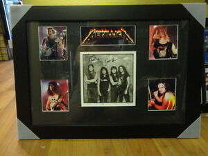 DISCOUNT CUSTOM FRAMING! Specializing in Collectibles/Autographs