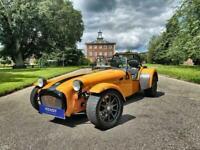 2014 Caterham Supersport R Supersport R 2.0 CONVERTIBLE Petrol Manual