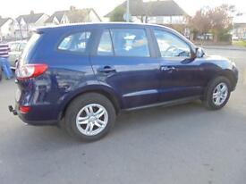 2012 Hyundai Santa Fe 2.2 CRDi Style 5dr Auto [5 Seats] 5 door Estate
