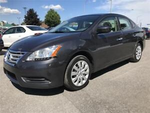 2013 Nissan Sentra *63,000KM* AUTOMATIQUE A/C CRUISE BLUETOOTH
