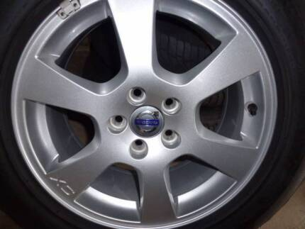 VOLVO XC60 FULL SIZE SPARE WHEEL WITH TYRE