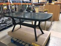 Brand new garden tables for sale!