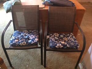 Moving Sale: Chairs