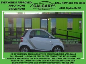2013 smart fortwo Pure *$28 DOWN  EVERYONE APPROVED*