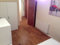 Nicely furnished double room**All Bills included**Wifi**Suitable for Couple**7mins to Barking, IG11