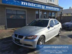 2007 BMW 3 Series 323i ** 1 YEAR POWERTRAIN WARRANTY **