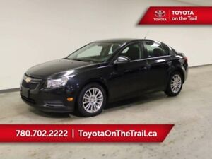 2014 Chevrolet Cruze ECO; 6 SPEED MANUAL, GREAT ON GAS, BLUETOOT