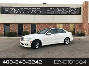 2010 Mercedes-Benz C350|AWD|1 OWNER-ACCIDENT FREE