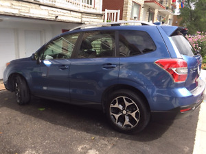 2016 SUBARU FORESTER XT turbo - Bail/Lease Transfer +BONUS!
