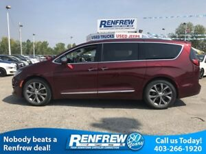 2017 Chrysler Pacifica 4dr Wgn Limited
