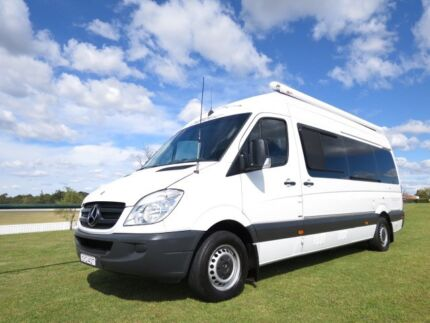 2012 Mercedes Sprinter Motorhome – ONLY 45,000KMS!! - AUTO Glendenning Blacktown Area Preview