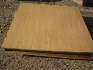 Large Table $40.00 REDUCED TO CLEAR