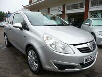 VAUXHALL CORSA 1.2 ACTIVE PLUS CDTI 3d 73 BHP NOW REDUCED BY &pou (silver) 2010