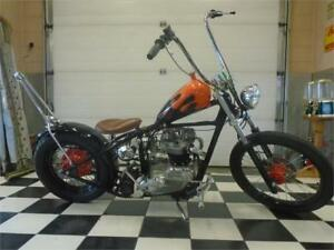 1967 Triumph 650 Chopper