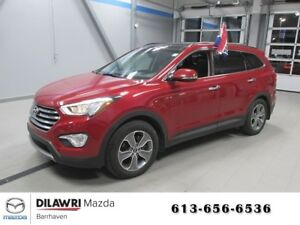 2016 Hyundai Santa Fe XL LUXURY AWD V6 7 PASSENGER TOWING 5000LB