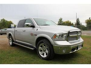 2016 Ram 1500 Longhorn ECODIESEL *One-Owner - ONLY 16,200 KMS*