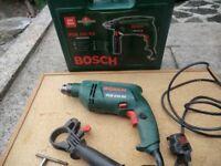 BOSCH PSB 650 RE Impact Drill 240v