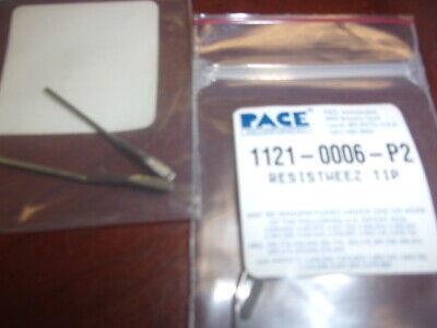 Pace 1121-0006 Tip Resistweez Flat Pack Of 2 Inside Of Packaging