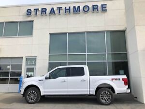 2019 Ford F-150 Lariat - SPORT & TECH PACKAGES WITH CONSOLE