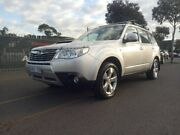 2008 Subaru Forester Silver Sports Automatic Wagon Docklands Melbourne City Preview