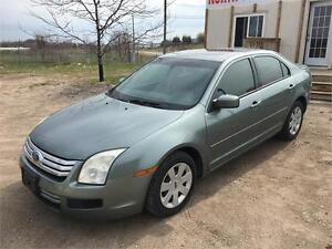 2006 FORD FUSION SE - AUTOMATIC - POWER OPTIONS - CLEAN