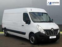 2014 Renault Master LM35 BUSINESS DCI S/R P/V Diesel white Manual