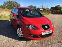 Seat Altea 1.9TDI 2007 Stylance *LOW MILES, CLEAN CAR, NEW MOT & SERVICE*