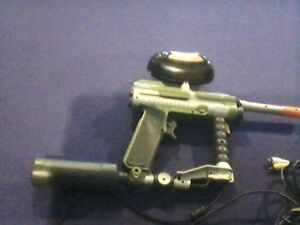 MISSION PAINTBALL GAME FOR TV FOR SALE