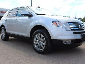 2009 Ford Edge LIMITED, HEATED SEATS, LEATHER, BUTTON FOLDING RE