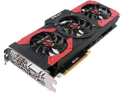 PNY GeForce GTX 1070 DirectX 12 VCGGTX10708XGPB-OC 8GB 256-Bit GDDR5 PCI Express