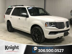 2015 Lincoln Navigator Reserve, Auto, Leather, 4x4, Rear Captain
